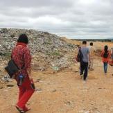 Anu garbage dump tour