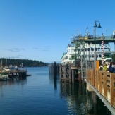 Docks at Friday Harbor
