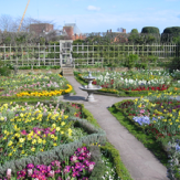 Garden at Stratford-Upon-Avon