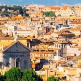 Rome cityscape