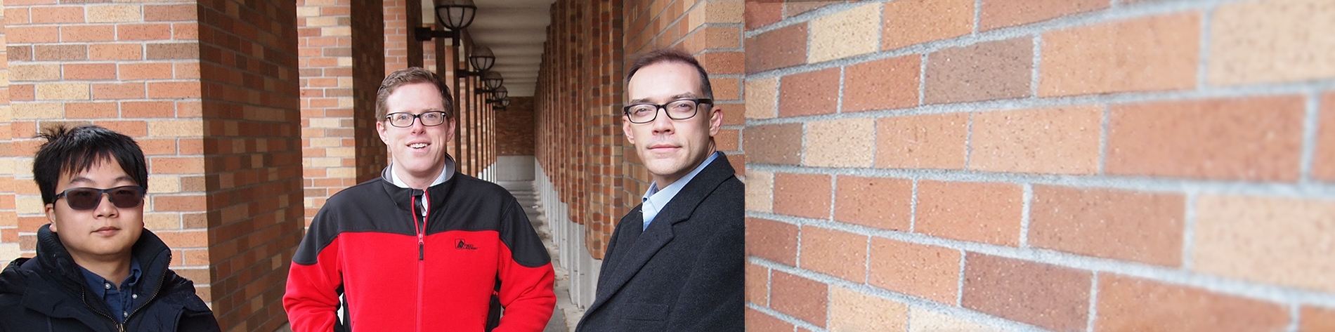 Catalyst recipients photographed on the Seattle campus.