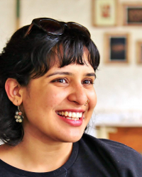 Nanya Jhingran