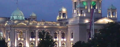 Serbian Assembly Building