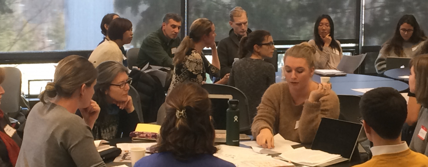 Roundtable discussions from 2018 Praxis Conference