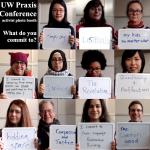 Praxis Activist Photo Booth