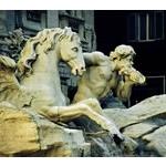Collage of Roman scenes