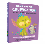 Sullivan Don't Eat Me Chupacabra