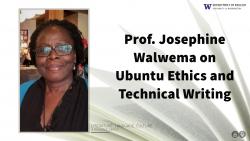 Josephine Walwema photo