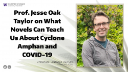 Jesse Oak Taylor dialogue series episode 1