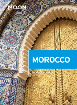 Moon Morocco Cover