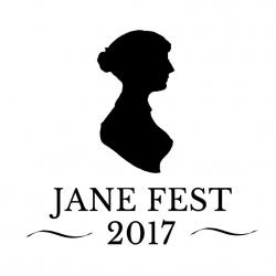 Jane Austen silhouette