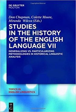 Moore Studies in the History of the English Language