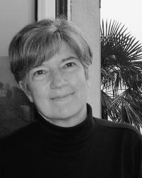 Photo of Linda Bierds.