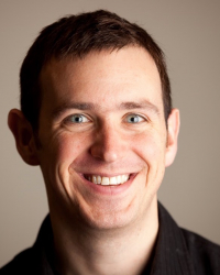 Headshot of Chris Holstrom