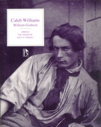 Caleb Williams book cover