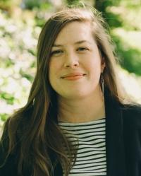 portrait photo of Anna Preus