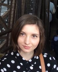 Headshot of Madison Heslop