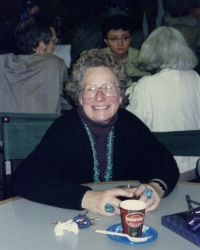Photo of Sally Mussetter