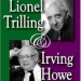 Lionel Trilling and Irving Howe book cover
