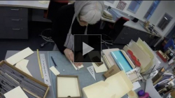 YouTube link to UW LIBRARIES NEW CONSERVATION CENTER