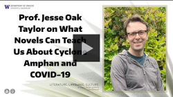 YouTube link to Jesse Oak Taylor: What 'Environmental Humanities' Teach Us: Cyclone Amphan, COVID-19, & Collectivity